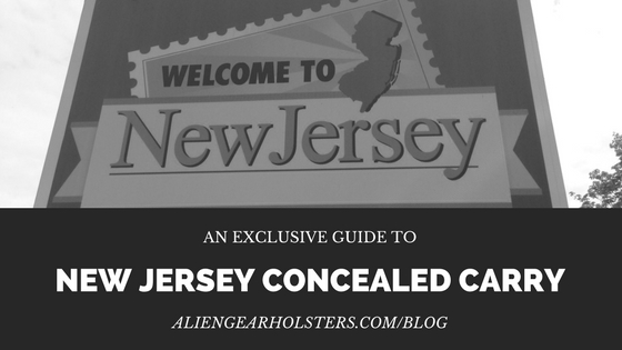 New Jersey Concealed Carry