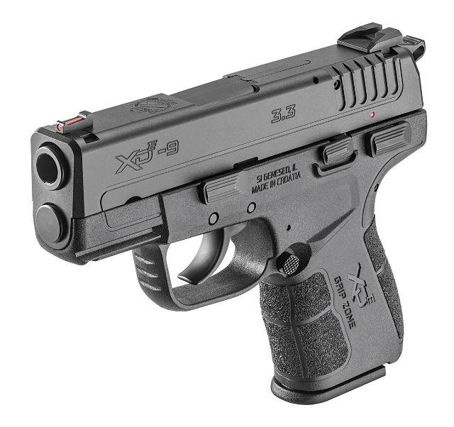 new springfield 9mm pistol
