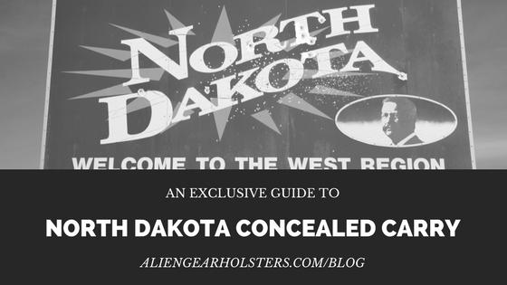 North Dakota Concealed Carry