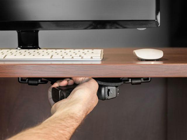 best iwb desk holster mount