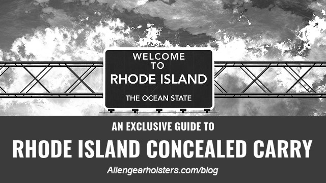 Rhode Island Concealed Carry