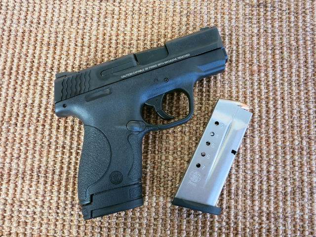 smith and wesson shield