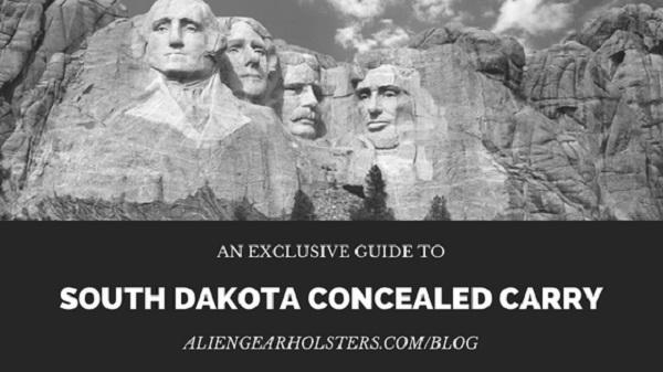 south dakota ccw