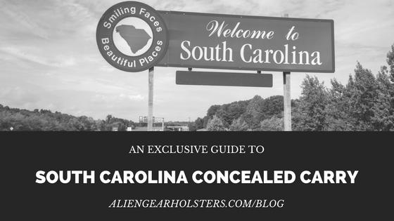 South Carolina Concealed Carry