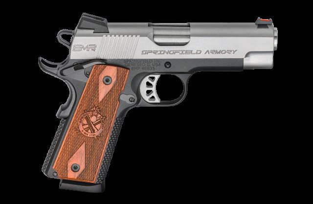 emp lightweight champion pistol
