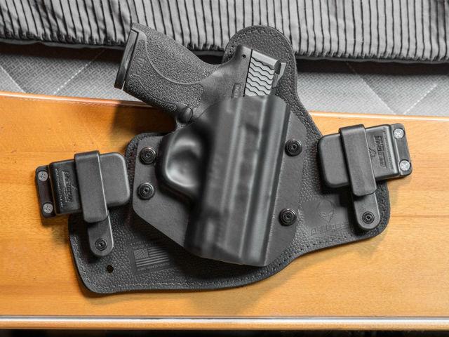 best iwb holster mount