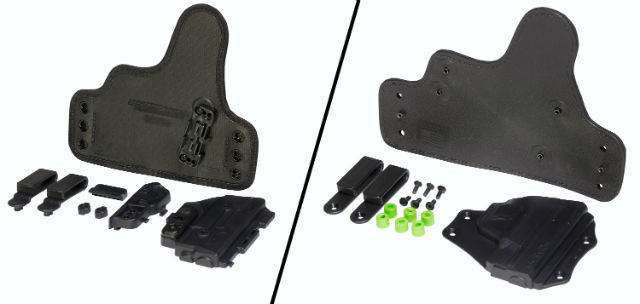 ShapeShift is a phenomally diverse concealed carry holster